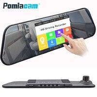Comprar E5 5 unids lote 5 pulgadas pantalla táctil espejo retrovisor Cámara espejo retrovisor salpicadero Cámara coche