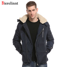 Winter Warm Windproof Good Quality Loose Fit Casual Parkas 2017 New Fashion Men's Clothing Jackets And Coats For Men,9038B
