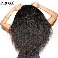Странный Прямо Синтетические волосы на кружеве человеческих волос парики 250% плотность бразильский Синтетические волосы на кружеве al парик