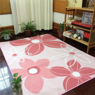 Carpet thick folded floor mat home decortion carpets coffee table ...