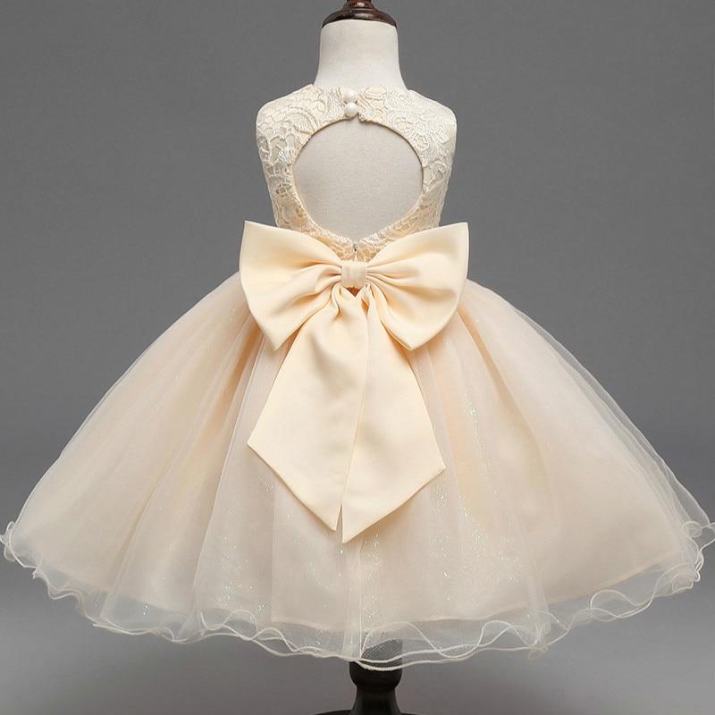 Quality Flower Girl Dress For Wedding Party Halter Sew Princess Dr