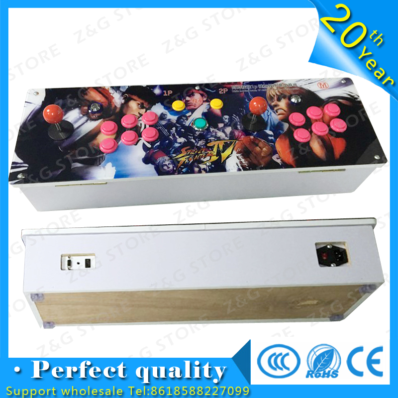 2016 made in china Kit Arcade Pandora Box 4 VGA and HDMI HD/ AV Output Control Joystick Controller pandora box 4s 680 in 1 new arrival arcade family console with vga and hdmi output 680in1 pc ps3 or xbox360