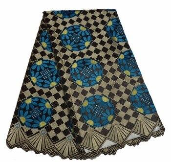 2017 New African Swiss Voile lace fabrics,High quality Swiss Cotton fabrics, African fabrics for Men and women CLPL-3