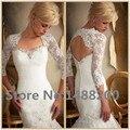 2015 Discount Ivory/White Lace Jacket Bridal Wedding Shawl Applique Bead Bridal Shrug Wrap Bolero Custom Made Wedding Accessory