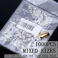 Clear ss3-16 1000pcs