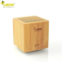 LEICKE Bluetooth Portable Wireless Gift Speaker With FM Radio Microphone Aux Input 3D Stereo Music Supper