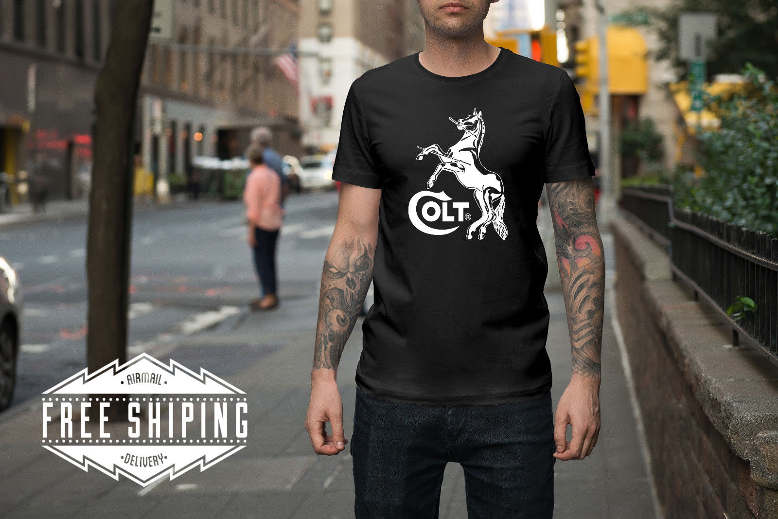 487a071cc3a Buy colt tee shirts and get free shipping on AliExpress.com
