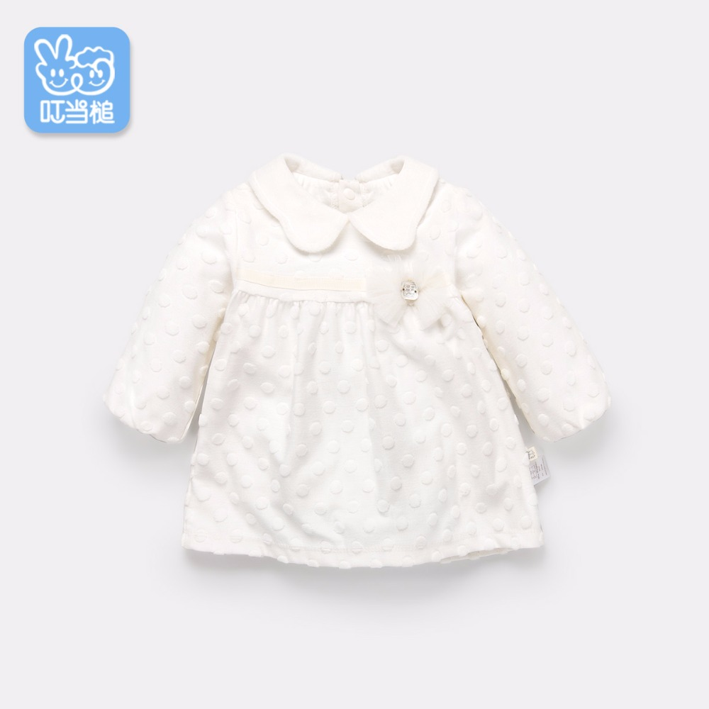 Dinstry spring & autumn fashion cute Baby Girl Clothes, Long Sleeve cartoon T-Shirts, cotton causal wear dinstry 2018 spring and autumn newborn baby cotton long sleeve romper lion pattern