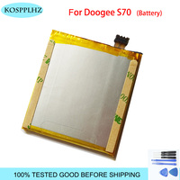 KOSPPLHZ battery New For Doogee s70 batteries Mobile phone back cover battery replacement high quality