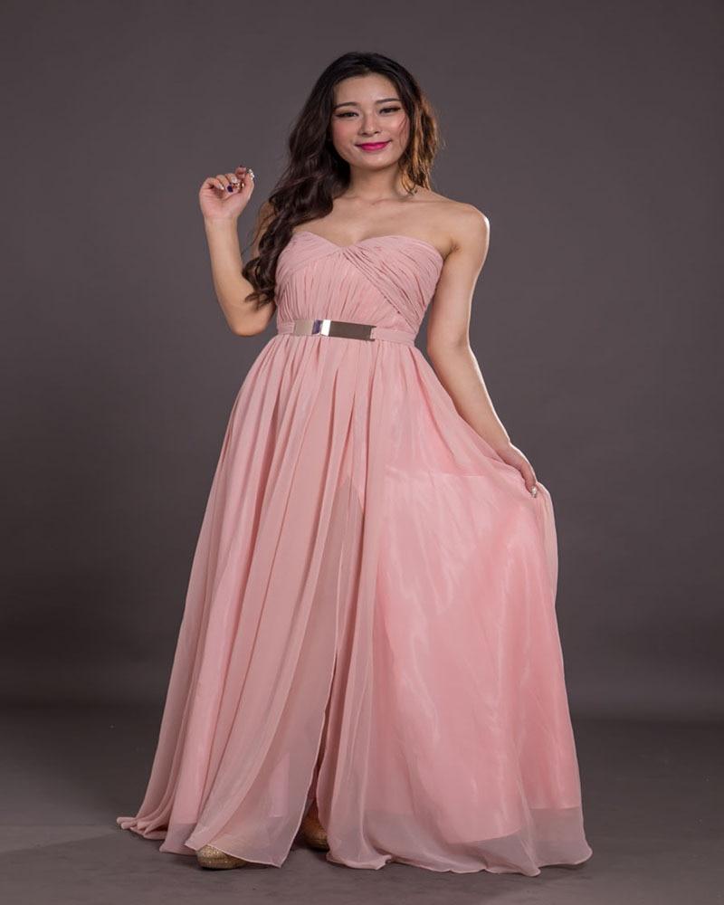 Excelente Vestidos De Novia Nudos Componente - Colección de Vestidos ...