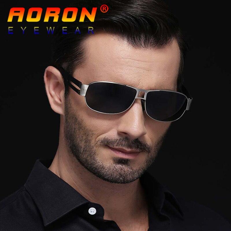 aoron hd polarized sunglasses men driving goggles coating anti-glare sun  glasses eyeglasses gafas oculos