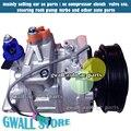 Auto AC Kompressor Für Audi A4 8d2  b5 8d5  b5 A6 Für Audi A4 Kompressor 4B0260805B 4B0260808 4B3260805 4B3260808-in Klimaanlage aus Kraftfahrzeuge und Motorräder bei