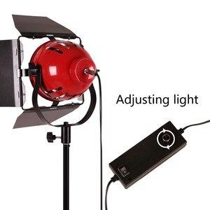 Image 3 - Gskaiwen CRI Cao 92 + Tặng Đèn LED Chụp Ảnh Đèn Camera Đèn Phòng Thu Chuyên Nghiệp Tripod Độ Sáng Điều Chỉnh Video Lấp Đầy Ánh Sáng Bộ
