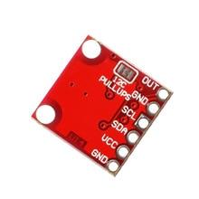 1 шт. модуль макетной платы MCP4725 I2C DAC WIF66