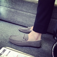 Men Shoes 2016 NEW Men Loafers Summer Cool Autumn Winter Men's Flats Shoes Leather Low Man Casual Shoe Sapatos Tenis Masculino
