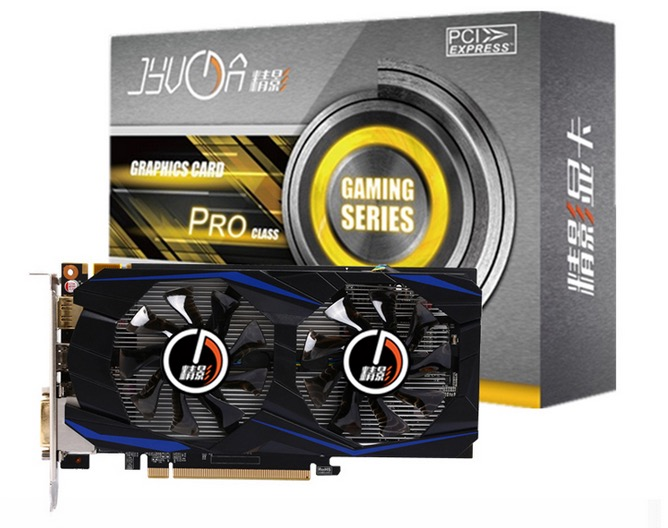New Original video graphics card ATI R9 270 2GB 256Bit DDR5 4500MHz independent game video card R9-270 DVI/VGA/DP 1024SP cards