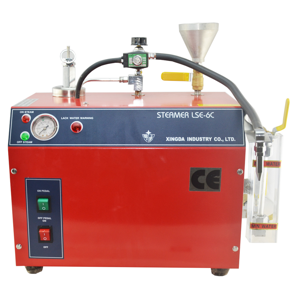 6L Steam Cleaner for jewelry watch Jewelry industry cleaning Tools steam cleaning equipment cock robin