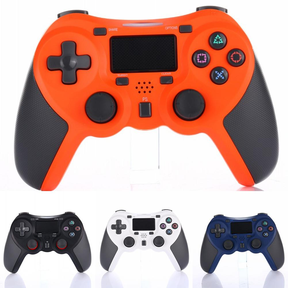 Hot sale Bluetooth Wireless Remote Control Game Console Joystick USB Gamepads for PS4