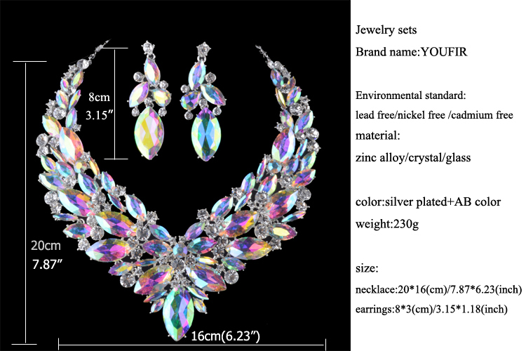 Women discount Necklace AB 2