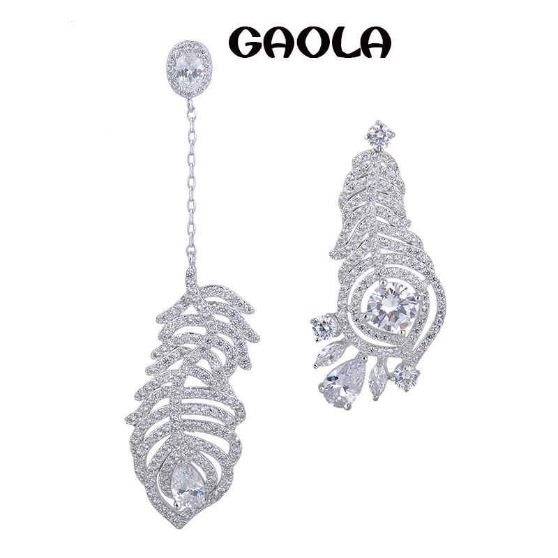 aliexpress buy luxury white gold plated aaa swiss aliexpress buy gaola new arrival top design white