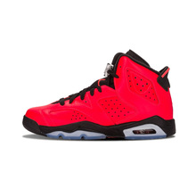 KFJ AIR US Jordan Retro 6 Basketball Shoes Tinker UNC Blue Black Cat  Infrared Red Carmine b02260970157a