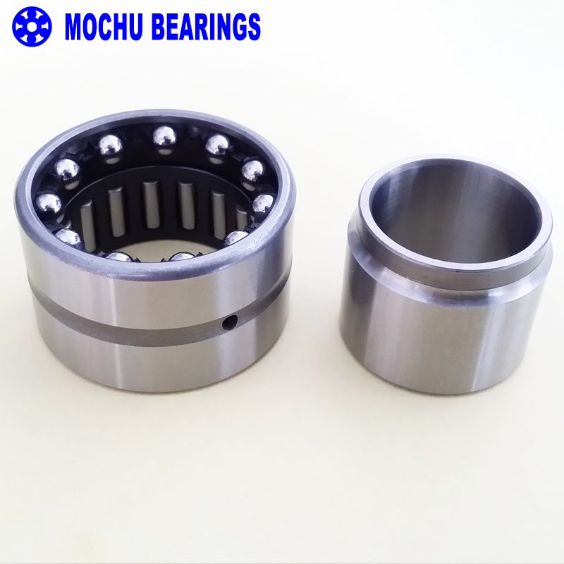 1piece NKIA5905 NKIA5905-XL 25X42X23 NKIA MOCHU Combined Needle Roller Bearings Needle Roller  Angular Contact Ball Bearing 1pcs 71901 71901cd p4 7901 12x24x6 mochu thin walled miniature angular contact bearings speed spindle bearings cnc abec 7