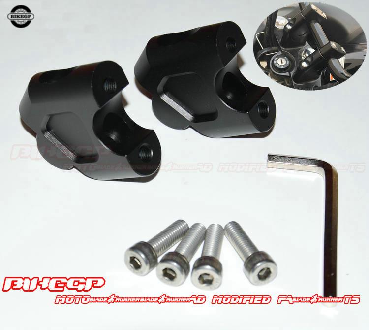 bike GP Motorcycle Accessories fits Suzuki DL650 Dedicated heightening Handle handlebar modification 22mm