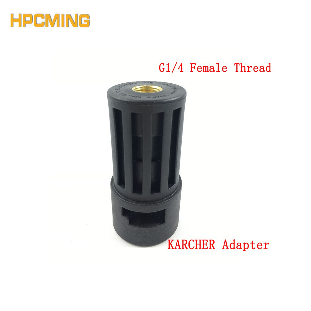2018 Top Fashion High Pressure Plastic Washer Pressure G 1/4