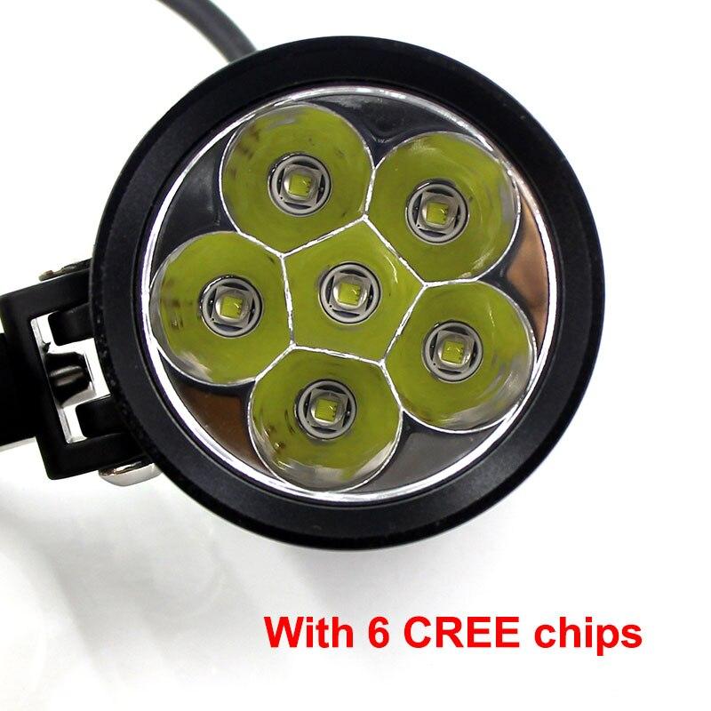 Image 3 - 2x 12000lm 6000K Led Motorcycle bike Headlight bulb Waterproof  Driving Spot Fog Lights External MOTO DRL Accessories bulb 12V  -