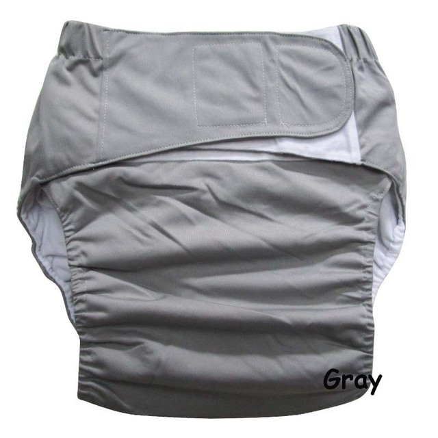 Super large reusable adult diaper