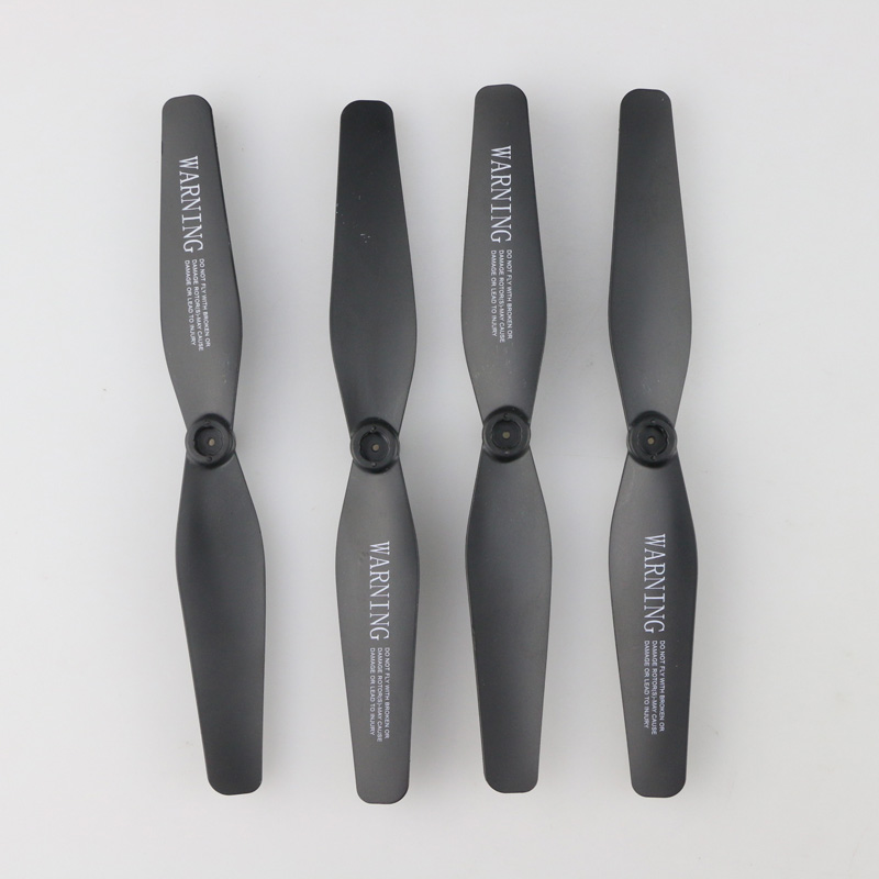 4PCS Original Syma X5 Spare Parts CW CCW Propellers Blades for Syma X5HW X5HC RC Quadcotper