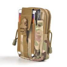 Wolfslaves, Тактическая Военная маленькая поясная сумка, нейлон, Молле, водонепроницаемая сумка, поясная сумка для Iphone X, охотничьи сумки