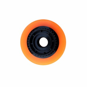 Image 3 - 1pc 90mm Electric Skateboard Pu Wheels With Gear E skateboard Wheels Longboard Wheels SHR83A Hardness 90X52 High Rebound