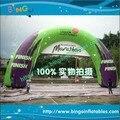 Завод прямые продажи и ни в коем случае 15.6 м надувной зеленый арки для рекламы коммерческих арка игрушка