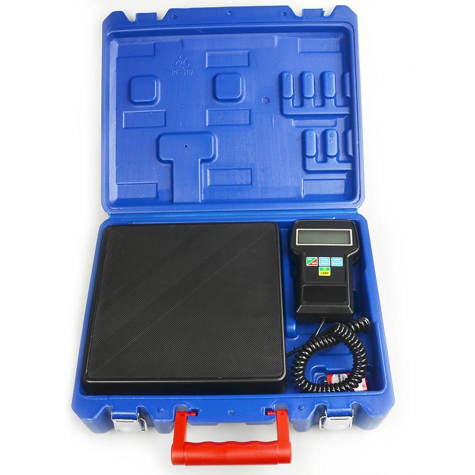 RCS-7040 elektroonilise külmutusagensi laadimisskaala - Mõõtevahendid - Foto 2