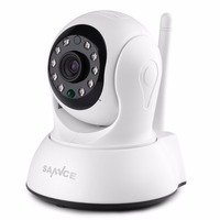 SANNCE NEW 720P HD Wireless IP Camera 1MP CCTV Security Camera Indoor Baby Monitor With Two