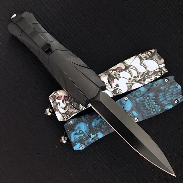 AKC BM3300 A07 A162 C81 A07 B07 A161 BM3350 camping folding pocket knife Godfather Stiletto outdoor Survival Tactical knife
