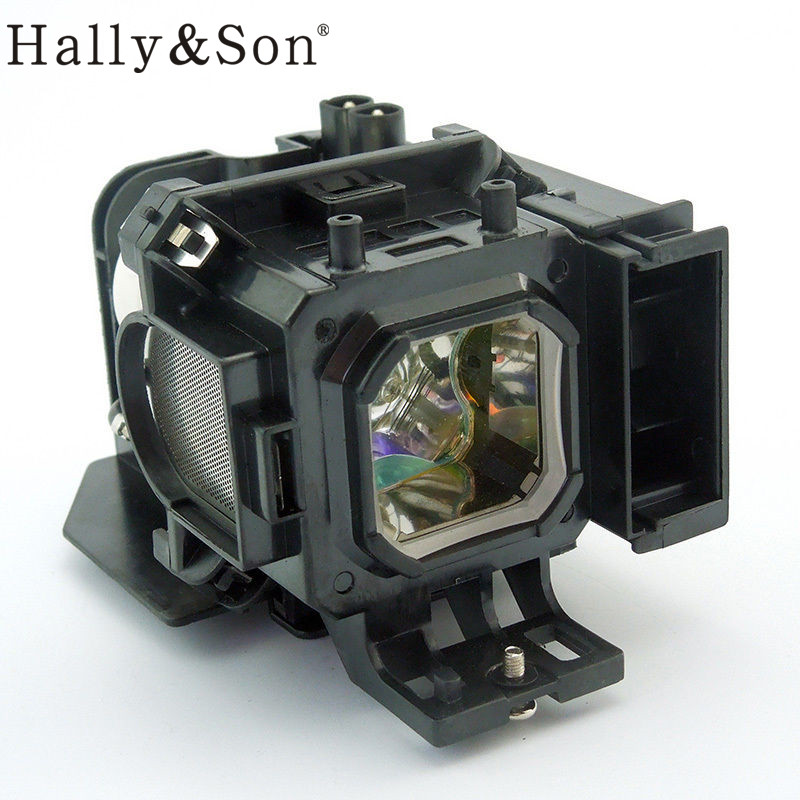 Hally&Son Free shipping Projector Lamp NP05LP for NP901/NP905/VT700/VT800/NP901W projector projector light tunnel for np v260x free shipping