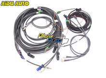 AIDUAUTO USE FOR Audi A6 C7 360 Environment Rear Viewer Camera Harness cable wire