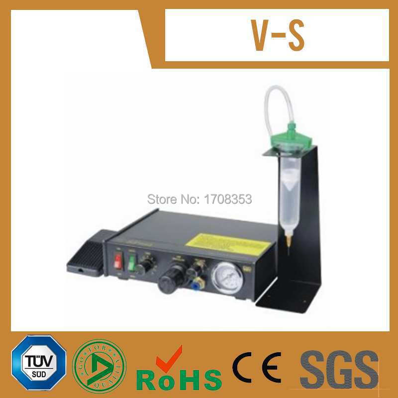 220V Auto Glue Dispenser Solder Paste Liquid Controller Dropper SP8000 Dispensing Machine 220v auto glue dispenser solder paste liquid dropper ad 982 dispensing controller machine