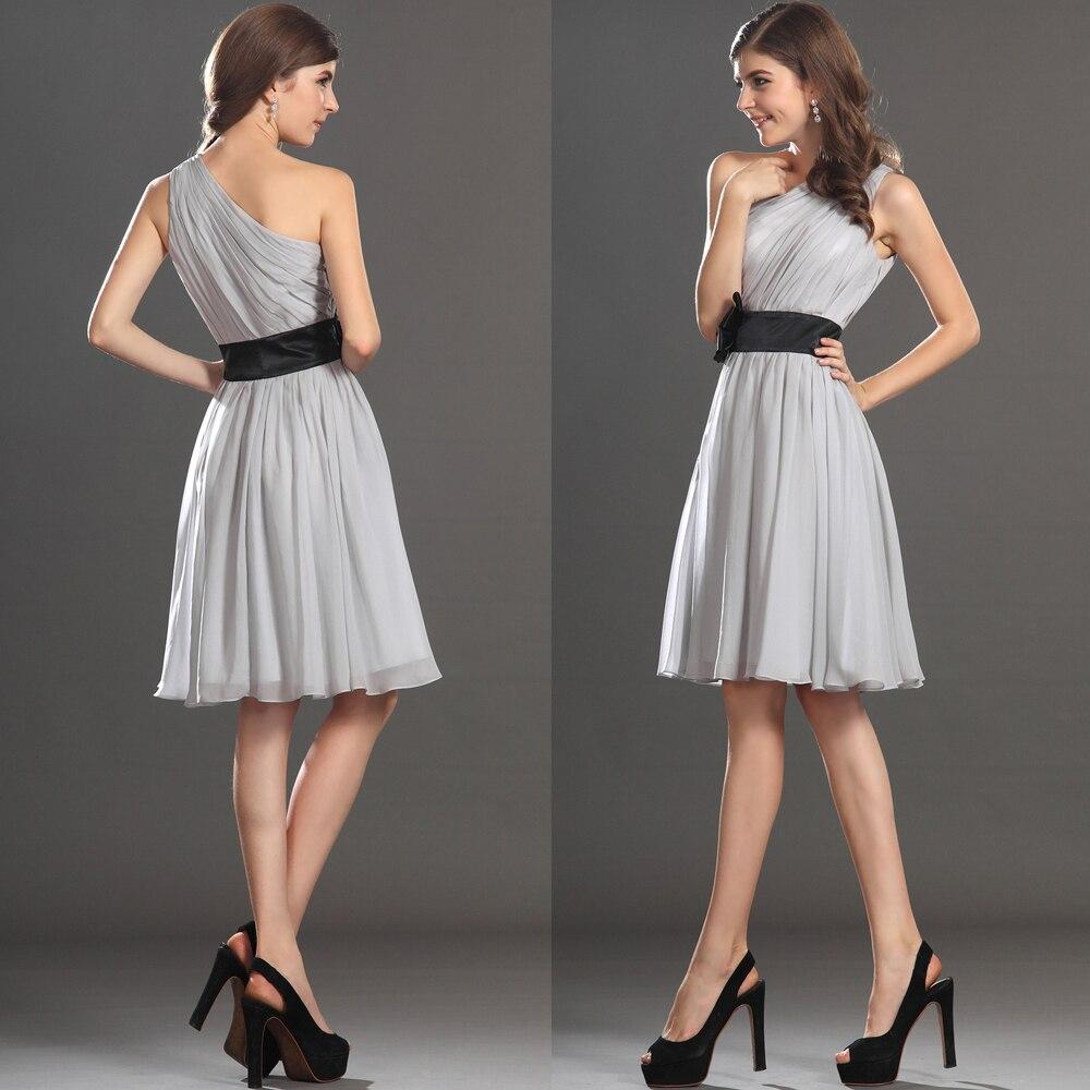 Vestidos cortos para bodas de plata