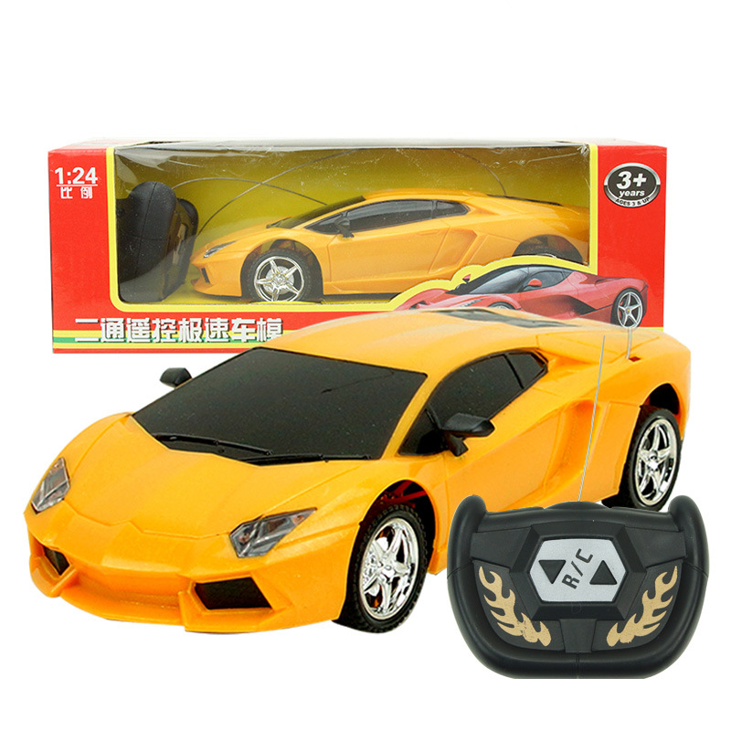 1:24 Electric RC Cars Machines On The Remote Control Radio Control Cars Toys Electric toy car For Boys Children Kids Gifts