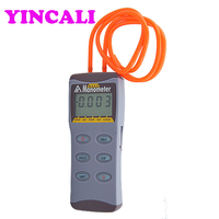 Fast Shipping High Precision Digital Manometer AZ8252 Pressure Gauge Differential Pressure Meter Vacuum Gauge Tester