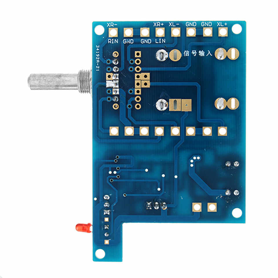 hight resolution of  ac dc 9v infrared remote control volume control board alps pre potentiometer new integrated circuits