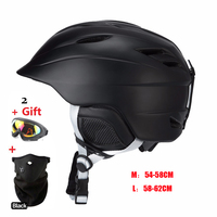 High Quality Skiing Snowboard Helmet Integrally Molded Ultralight Breathable MOON Ski Helmet CE Quality Arrive In