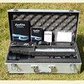 Lanterna xenon 85 W lâmpada de flash de luz forte lanterna de Alta Potência 8000 lumen lanternas recarregáveis