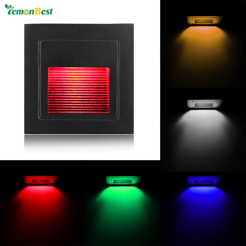 Wall Lamp Small Square 3w Led