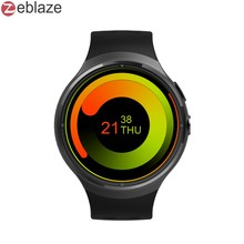 2017 New Smart Watch With 2.0MP Camera Bluetooth WIFI Heart Rate SIM GPS Smartwatch For Ios Android Phones Waterproof IP67