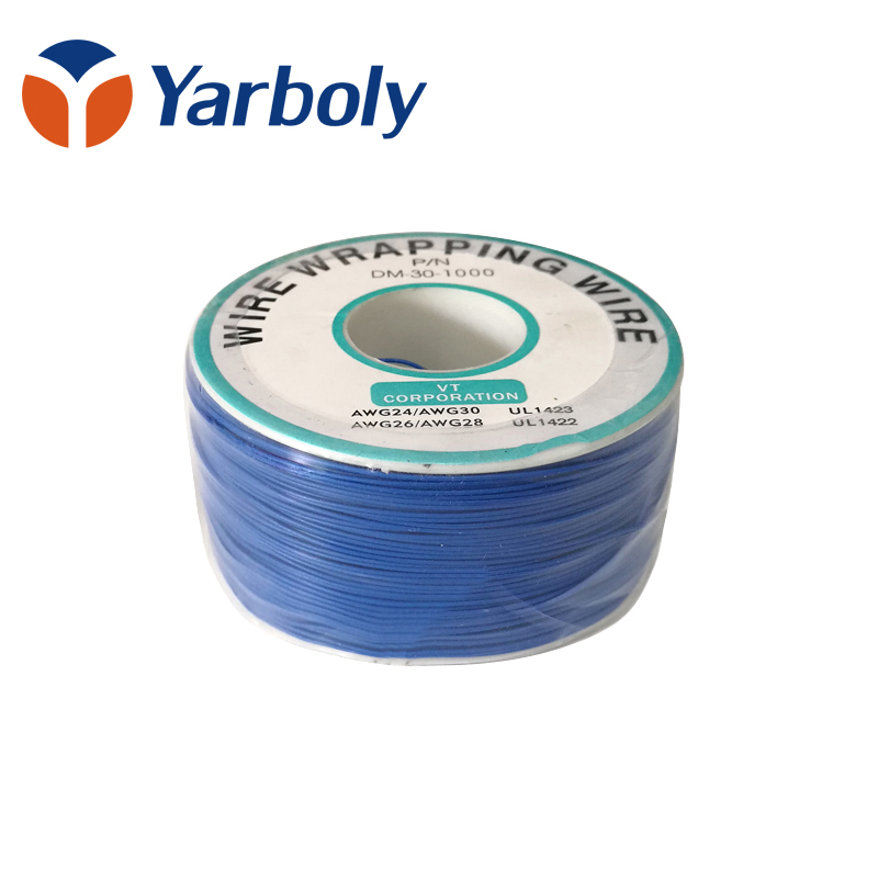 30AWG Wire Wrapping Wrap Flexible insulation tin plated Jumper Cable ...