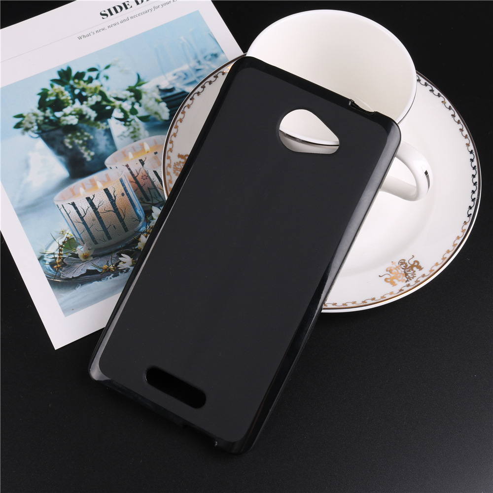 Matte Soft TPU Case For <font><b>Alcatel</b></font> POP 4 5051X 5051D POP4 Plus <font><b>5056D</b></font> POP 3 5.5 5.0 POP3 5025 5015D Back Cover image